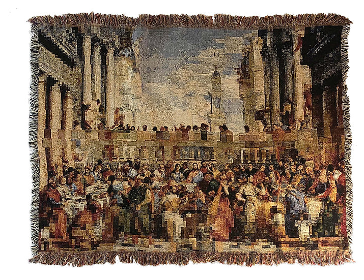 The Wedding Feast at Cana, Veronese 18.6.2018