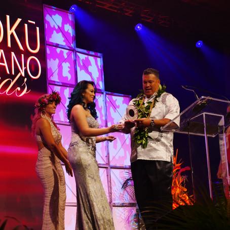 ハワイ最大の音楽の祭典、ナホク・ハノハノ・アワード
