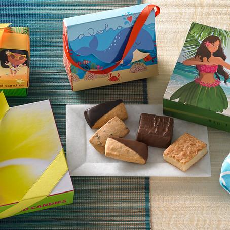 インテリア小物としても使えるボックスが目を引く、ビッグアイランド・キャンディーズ「2018年サマーコレクション」