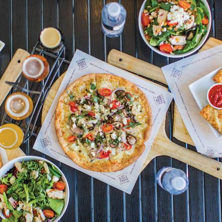 カリフォルニアスタイルのThe Pizza Pressがハワイ店第一号!