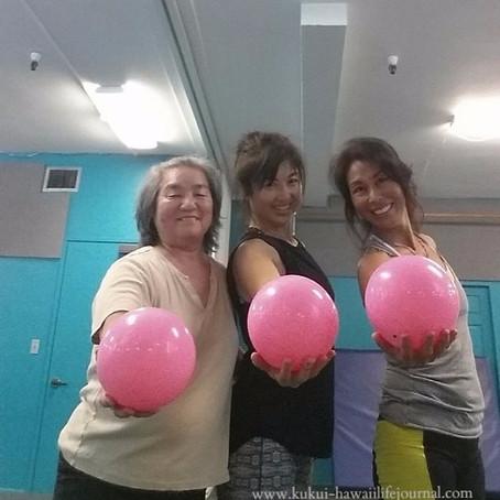 ハワイ発、40~50歳代から体を鍛えよう!