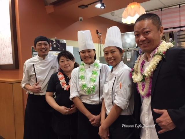 ハワイで、街のケーキ屋さん『クルクル』が、10月25日から オープン5周年キャンペーン開催!