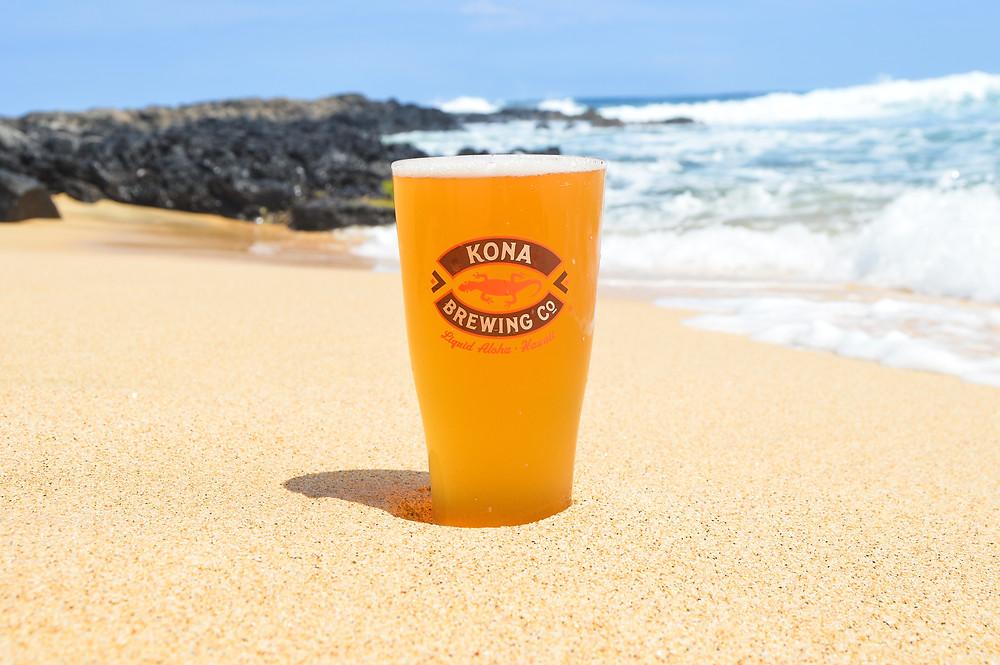 ハワイ コナブリューイング hawaii kona brewing co