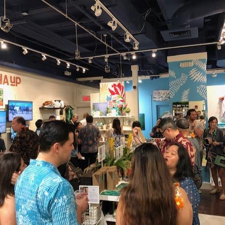 ローカル起業家を応援するセレクトショップ 「HOUSE OF MANA UP」がロイヤルハワイアンセンターにオープン!