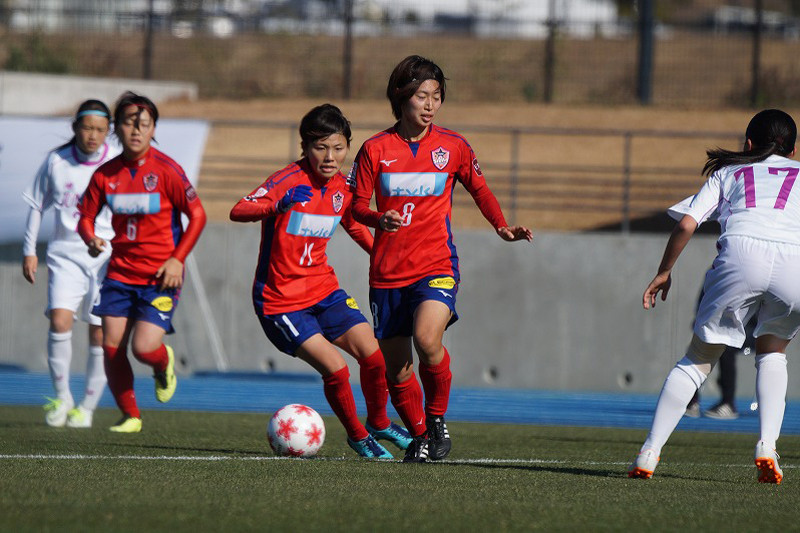 Women's Soccer Exhibition Match: Japan Nojima Stella VS Hawaii Select