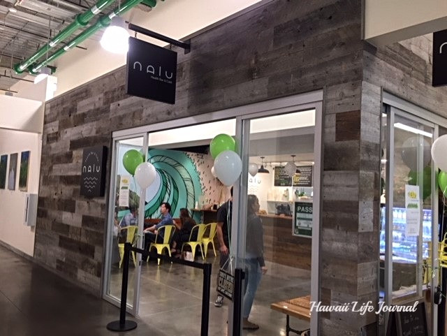 次世代の若者がハワイを作っていく!Nalu Healthbar &Cafeがカイルアに続いて2店舗目をグランドオープン!