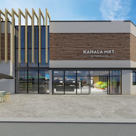 フ—ドランドの新しいコンセプトストア『カハラマーケット』が2020 年 11 月 18 日にグランドオープン