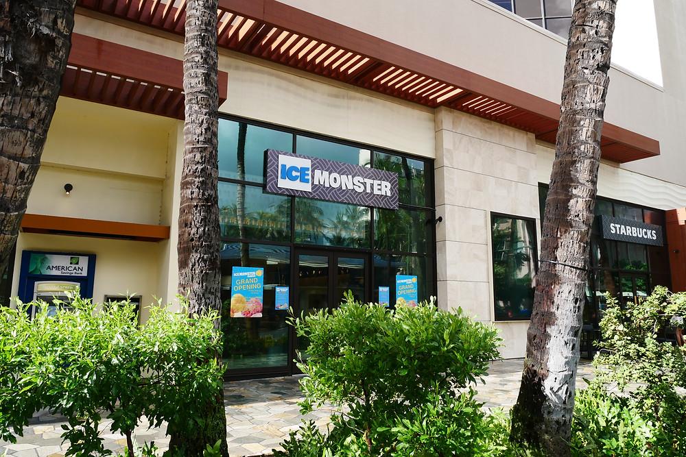 台湾で大ブレイクした「アイスモンスター」が米国一号店をワイキキにオープン!