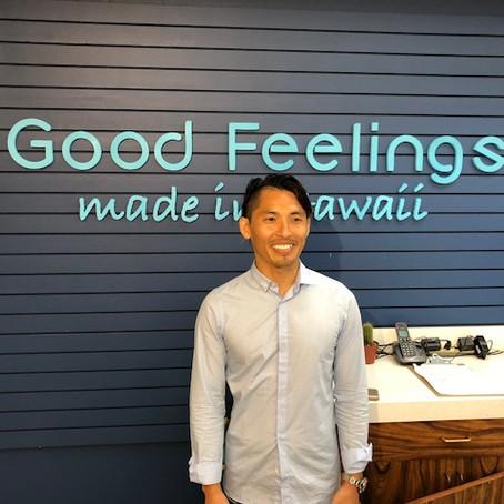 Good Feelingsは、メイド・イン・・ハワイのセレクトショップ