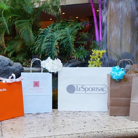 プアレイラニアトリウム ショップスではお得で楽しい福袋を販売!