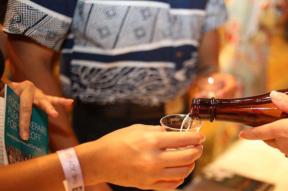 ハワイ joy of sake honolulu