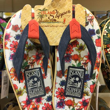 ハワイで唯一の メイドインハワイのサンダル専門店「アイランド・スリッパ」創業70周年!
