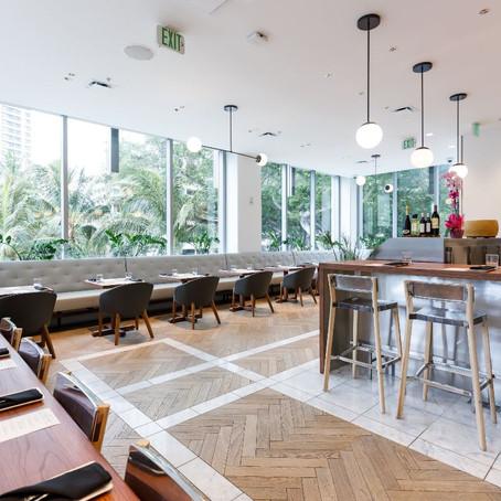 DEAN & DELUCA HAWAII リッツ・カールトン店2階の新ワインラウンジとメニューが完成!