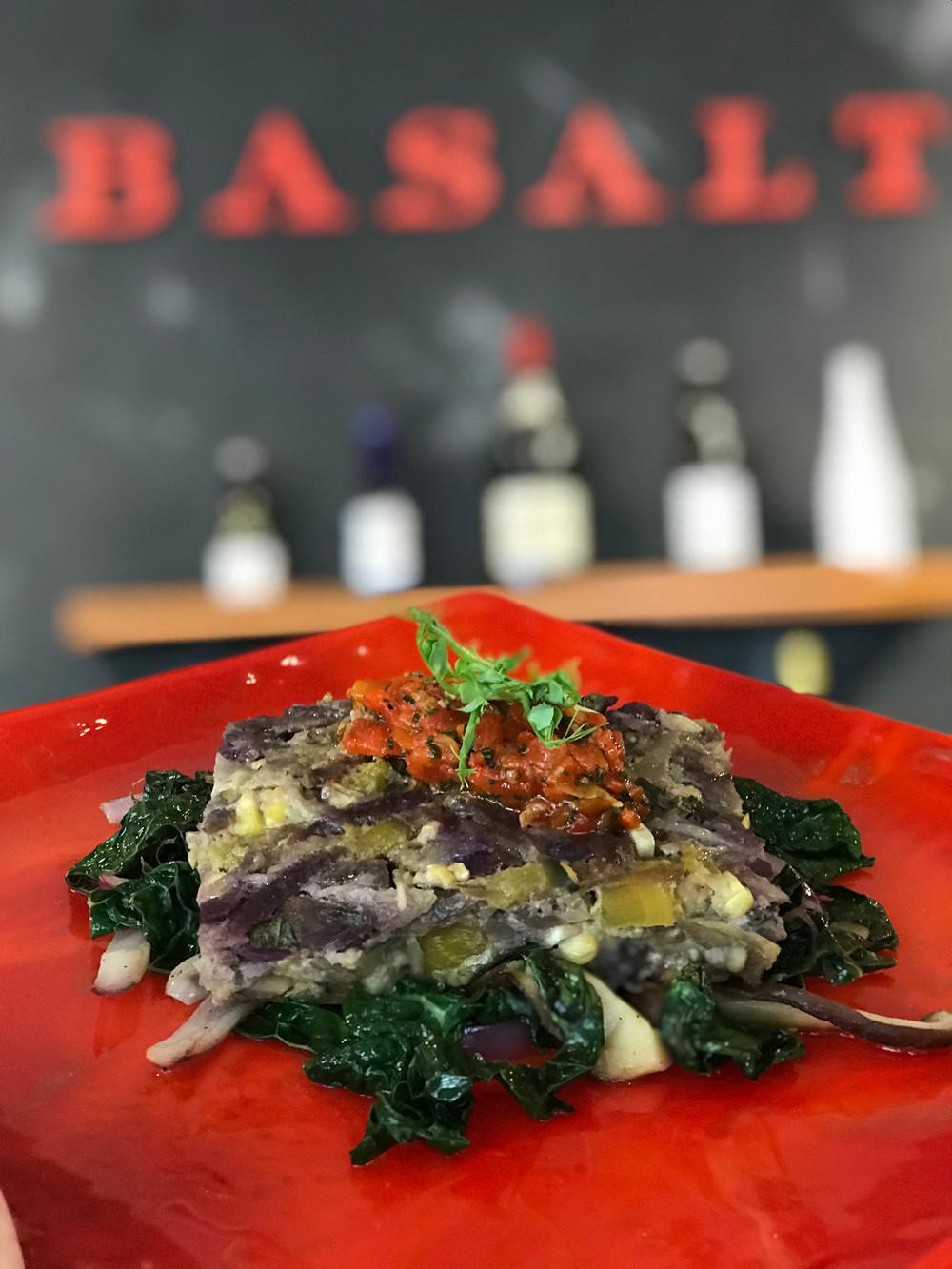 BASALT Vegetable Piele