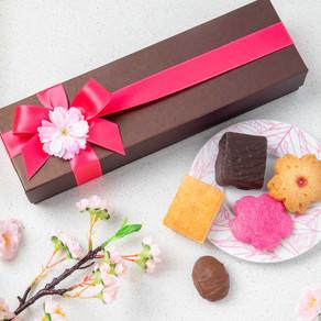 ビッグ・アイランド・キャンデイィズ桜のショートブレッドクッキーが可愛い