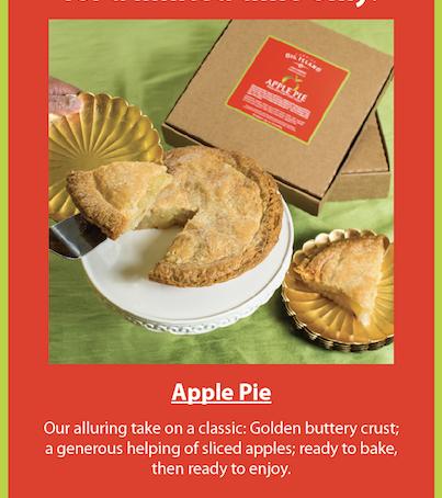 ビッグアイランド・キャンディーズ・ヒロ本店で大人気のアップルパイが期間限定販売!