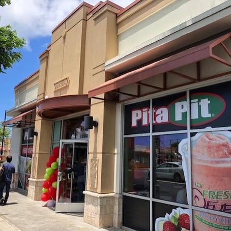 カナダ発のPita Pitがカパフルにグランドオープン!