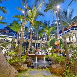 ロイヤル・ハワイアン・センター無料 Wi-Fi のサービスエリアを拡大6 月末までパーキングも3時間まで無料