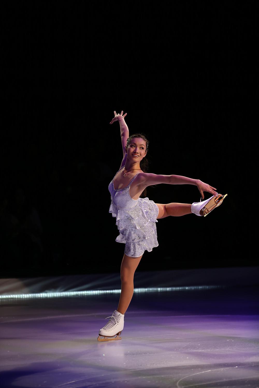 クリスティ・ヤマグチが主宰する 『ゴールデン・モーメント 2017 アイススケートコンサート』にレア・サロンガ出演決定