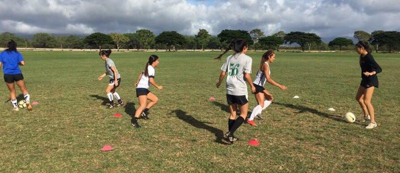 Women's Soccer Exhibition Match: Japan Nojima Stella VS Hawaii Select