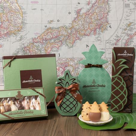 ホノルル・クッキー・カンパニーが Yahoo! Japan で販売開始