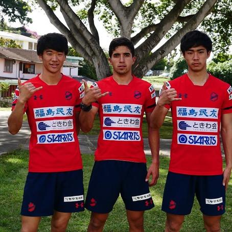 Pacific Rim Cup'19に参加のIwaki FC を追いかけてみた!