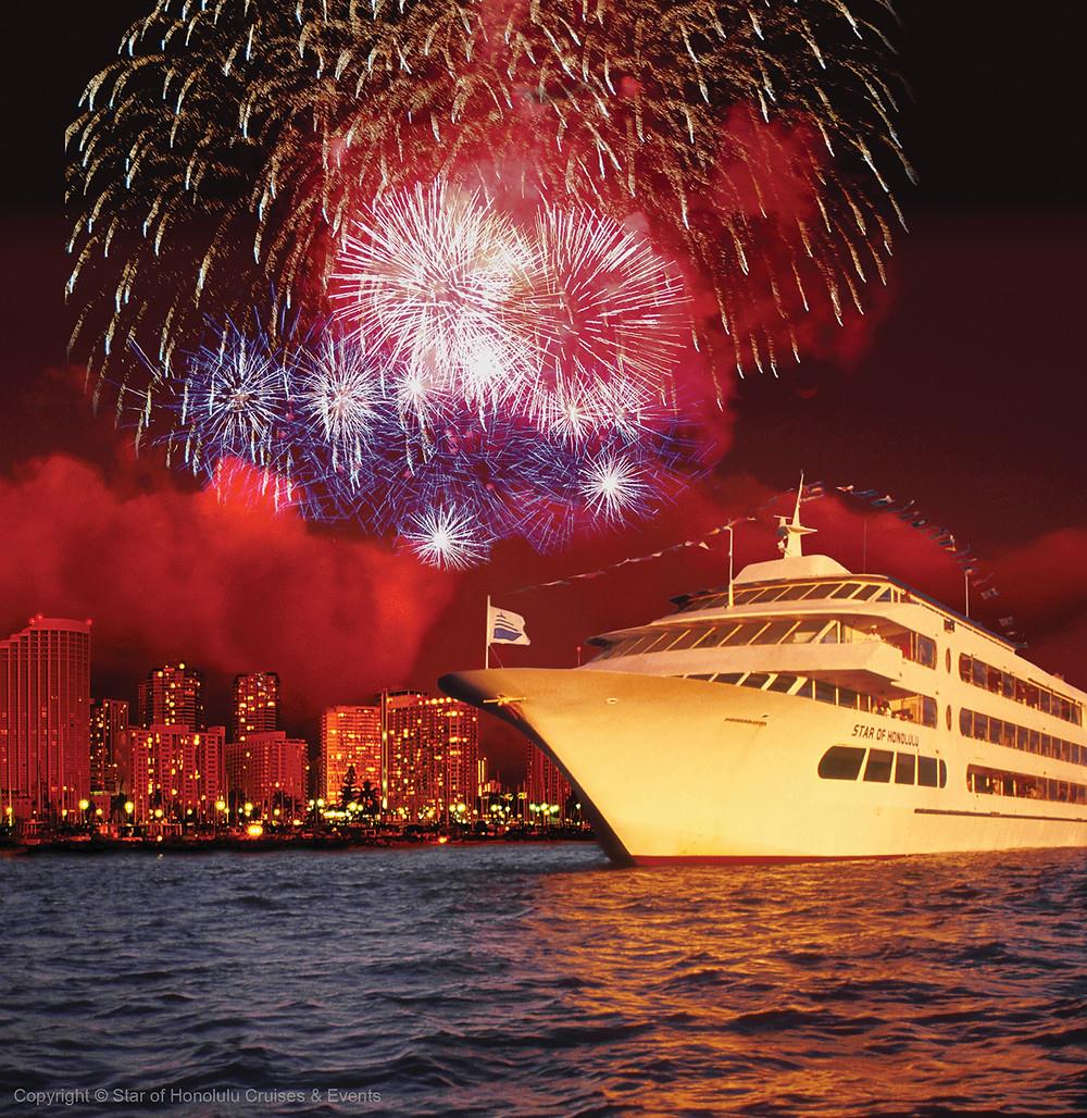 今から予約!スターオブホノルル号で祝うホリデーイベント