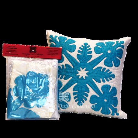 自宅でハワイアンキルトタイムを!Hawaiian Quilt Collection