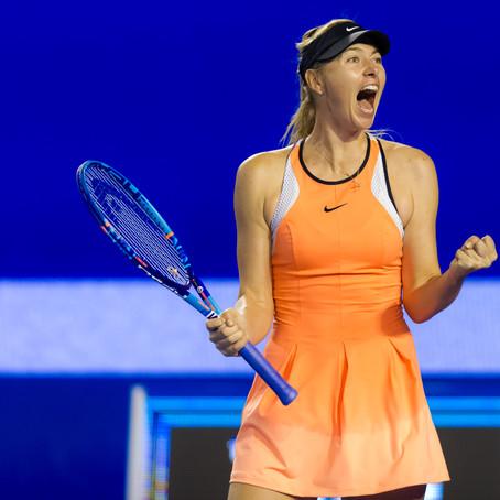 マリア・シャラポワがHawaii Open 2019に参戦決定!