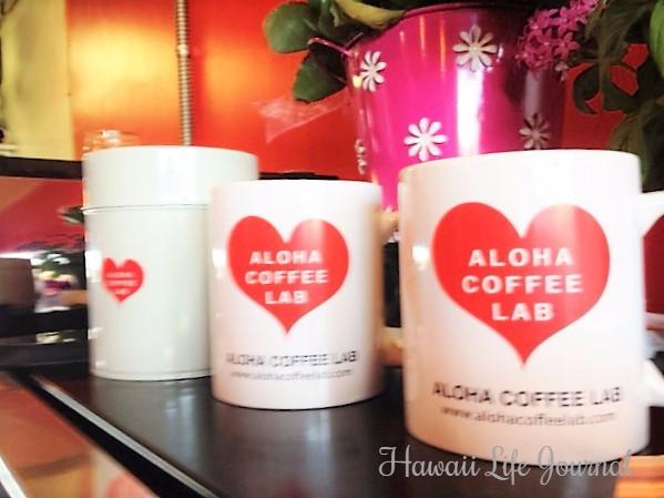Hawaii  ハワイ Aloha Coffee Lab