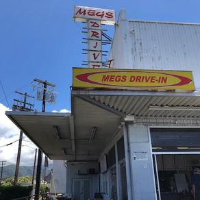 生き残ったMegs Drive-In