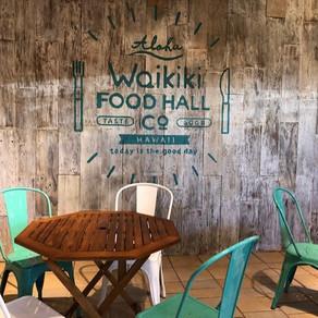 ハワイ初上陸のWaikiki Food Hall がグランドオープニング!