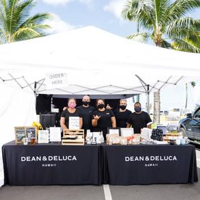ローカルの食を通じて地元の人とつながりたい。DEAN & DELUCA HAWAIIのファーマーズマーケット情報