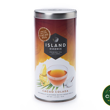 マノア・チョコレートとのコラボレーションでハワイ産カカオ入り紅茶を限定販売