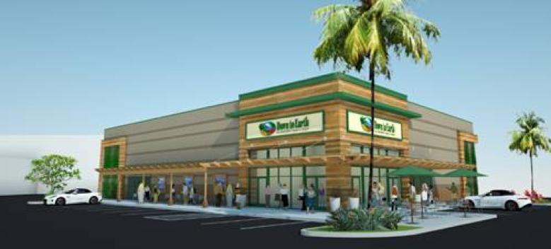 ダウン・トゥー・アース 3店舗が2018年までに新しく移転!