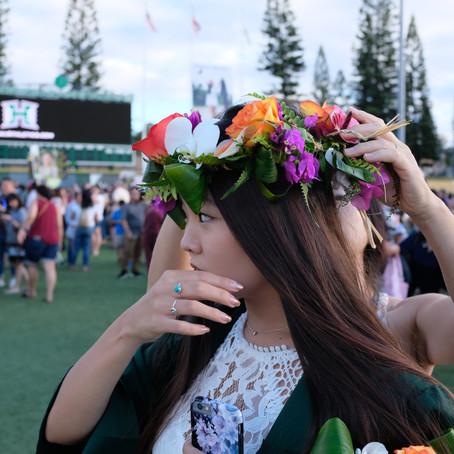 ハワイ暮らしでは入学式よりも卒業式が大事?!