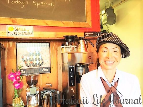 ハワイ hawaii    Cafe Delight