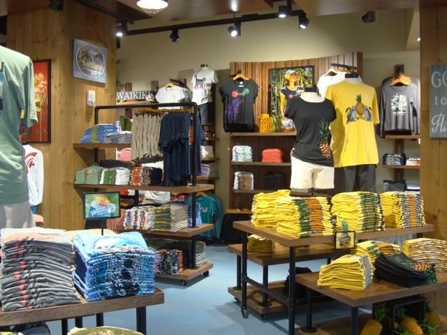 ハワイ クレイジーシャツ インターナショナルマーケットプレイス
