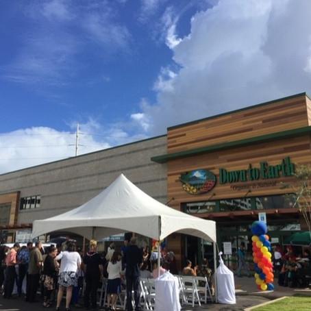 オーガニック/ナチュラルの老舗ダウントゥアース・パールリッジ店がオープン!