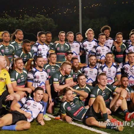 ハワイでスポーツイベント:ラグビーオハナカップ2017