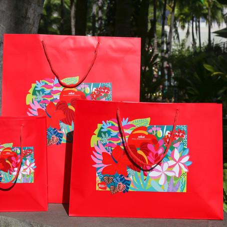 ロイヤル・ハワイアン・センター、1月1日~3日まで恒例の福袋を販売