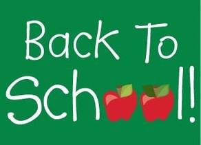 AHS BACK TO SCHOOL!!