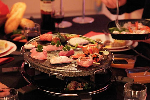 Luxe gourmet per persoon (600 gr)