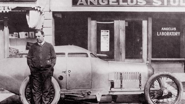 Harry Miller: Automotive Genius