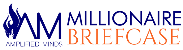 Amplified Minds Millionaire Briefcae