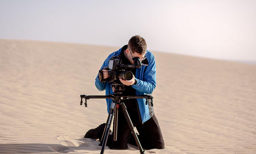 James Norden camera operator