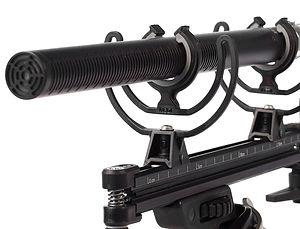 Audio microphones NTG3 mics