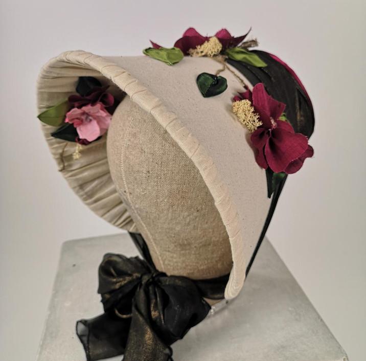 1830s Bonnet