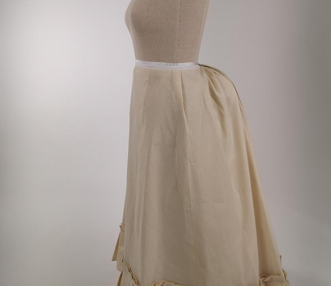 Victorian Petticoat 1880