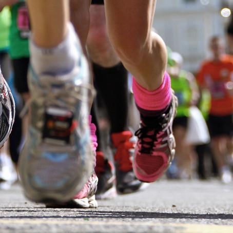 Let Us Run A Good Race